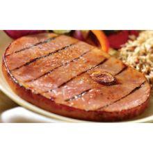 Farmland Water Added Bone In Smoked Ham Steak