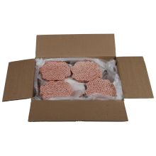 Silver Medal Smoked Ground Beef Patty