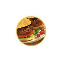 Silver Medal Ground Beef Patty
