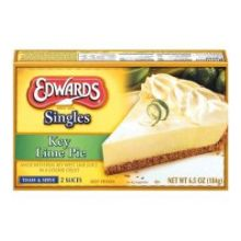 Edwards Key Lime Single Pie