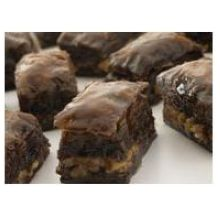 Dessert Baklava Chocolate Triangle
