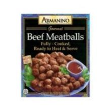 Armanino Beef Meatball