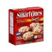 Smart Ones Smart Anytime Cheese Mini Pizza