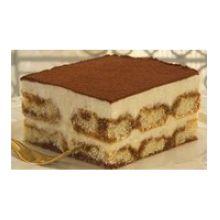 Unsliced Tiramisu Dessert