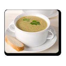 Organic Cream of Broccoli Soup