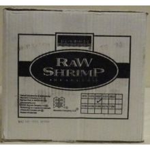 Peeled and deveined Tail On Raw Shrimp