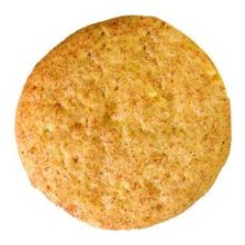Snickerdoodle Angle Cookie