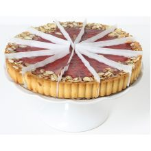 Cranberry walnut Cheese Tartlet