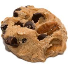 Coconut Pecan Chip Cookie Dough