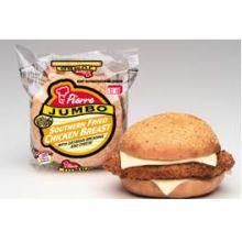 Pierre Jumbo Southern Fried Chicken Breast Sandwich