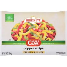 Pepper Strips