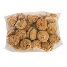 Gourmet Peanut Butter Bagged Cookie Dough