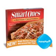 Smart Ones Smart Anytime Pepperoni Mini Pizza