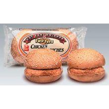 Two Fers Mini Breaded Chicken Sandwich