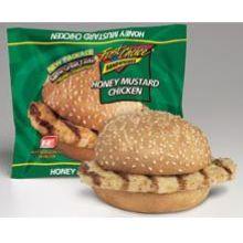 Fast Choice Honey Mustard Chicken Sandwich