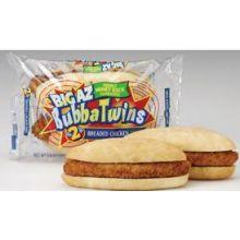 Big Az Bubba Twins Breaded Chicken Sub
