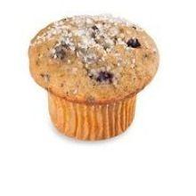Transmart Thaw N Serve Blueberry Muffin