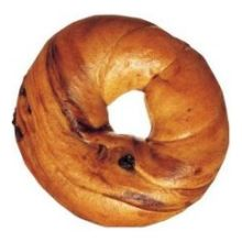 Thaw N Sell Sliced Cinnamon Raisin Bagel