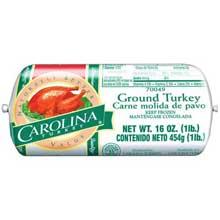 Carolina Ground Turkey Chub