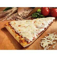 The Max Real Slice Whole Grain Cheese Pizza