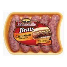 Cheddar Bratwurst