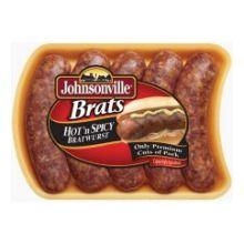 Hot N Spicy Bratwurst Sausage