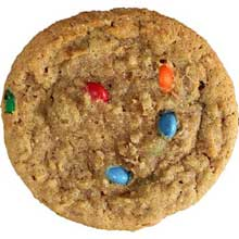 Reduced Fat Carnival Cookie Dough
