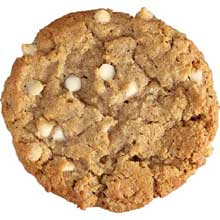 Reduced Fat White Chip Cookie Dough