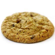 Oatmeal Cinnamon Raisin Cookie Dough