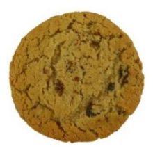 Clamshell Oatmeal Raisin Cookie