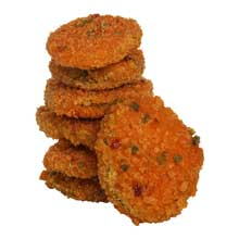 Freds Spicy Bread Pickle Chips Appetizer