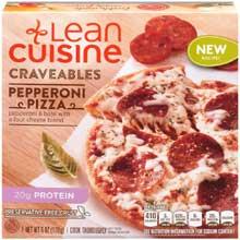 Lean Cuisine Pepperoni Pizza