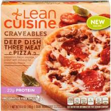 Three Meat Pizza