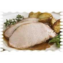 Low Sodium USDA Pork Loin Roast