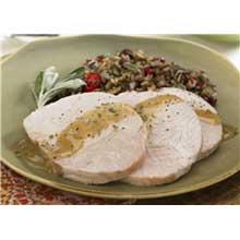 Low Sodium Oven Roasted Turkey Breast