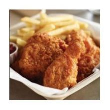Timeless Recipe Southern Assorted Fried Breaded Chicken Breast
