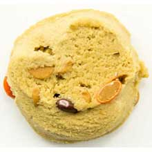 Peanut Butter with Reeses Pieces Cookie Dough