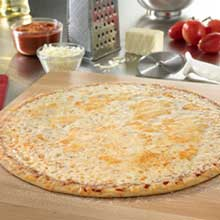 Big Daddys Hand Tossed Style 51 Percent Whole Grain Cheese Pizza Mfg 78398