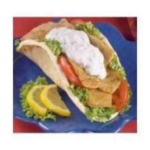 Medium Chicken Pre Cooked Gyro Meat Cone