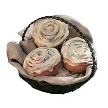 Readi Bake Benefit 51 Percent Whole Grain Cinnamon Roll