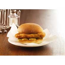 Breaded Chicken Breast Fillet