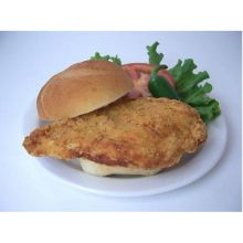 Spicy Breaded Chicken Breast Cutlet