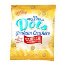 Dots Whole Grain Graham Crackers