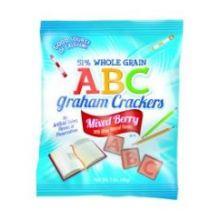 Whole Grain Mixed Berry Graham Cracker