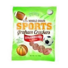 Whole Grain Strawberry Graham Cracker