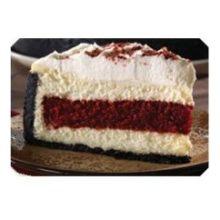 Red Velvet Cheesecake Bar