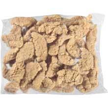 Uncooked Homestyle Breaded Chicken Breast Tenderloins