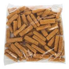 Whole Grain Breaded Pollock Fish Sticks 1 Ounce