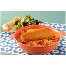 Whole Grain Crunchy Breaded Wild Caught Pollock Wedge Portions