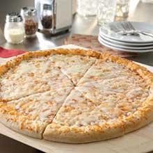 Bold 51 Percent Whole Grain Cheese Pizza